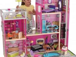 Puppenhaus holz Uptown Kidkraft
